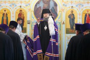 20.08.2017г. Божественная литургия г. Константиновск