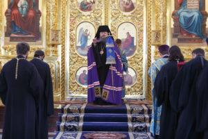 28.08.2017г. Божественная литургия г. Волгодонск.