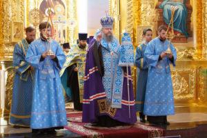 29.08.2017г. Божественная литургия г.Волгодонск