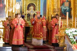 1.08.2017г. Всенощное бдение г.Волгодонск