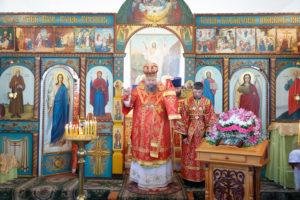 02.08.2017г. Божественная литургия г. Волгодонск