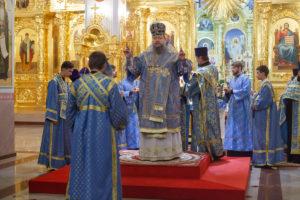 23.09.2017 г. Всенощное бдение г. Волгодонск
