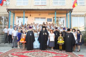 21.09.2017 г. епископ Волгодонский и Сальский, посетил Тацинскую школу- интернат VIII вида.