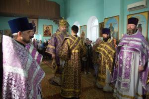 27.09.2017г. Божественная литургия г.Волгодонск