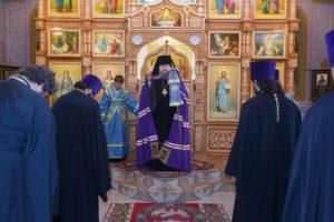 1.09.2017г. Божественная литургия г. Волгодонск