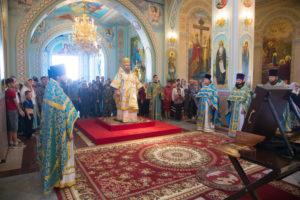10.09.2017г. Божественная литургия г. Волгодонск.