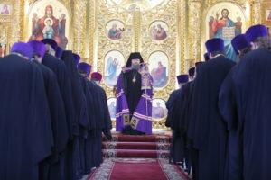 11.09.2017г. Божественная литургия г. Волгодонск.