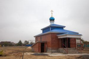 20.10.2017г. Епископ Волгодонский и Сальский Корнилий посетил храм в хуторе Лозной.