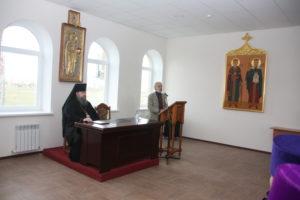 Епископ Корнилий возглавил конференцию в рамках XXII Дмитриевских образовательных чтений