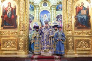 4.11.2017г. Божественная литургия г. Волгодонск.