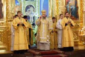 4.11.2017 г. Всенощное бдение г. Волгодонск