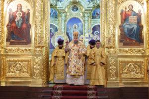 5.11.2017г. Божественная литургия г. Волгодонск.