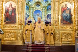 26.11.2017г. Божественная литургия г. Волгодонск.