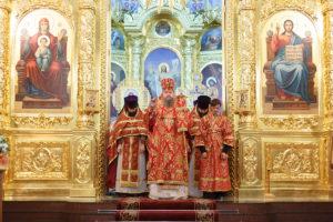 17.12.2017г. Божественная литургия г. Волгодонск.