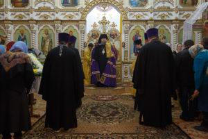 19.12.2017г. Божественная литургия ст. Егорлыкская
