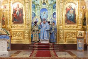 22.12.2017г. Божественная литургия г. Волгодонск.
