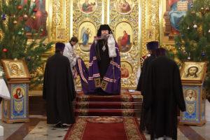 19.01.2018г. Божественная литургия г. Волгодонск.