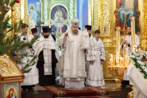 19.01.2018 г. Всенощное бдение г. Волгодонск