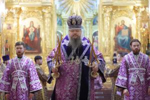 25.02.2018г. Божественная литургия г. Волгодонск