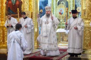 10.02.2018г. Божественная литургия г. Волгодонск.
