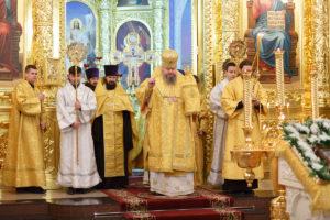 11.02.2018г. Полиелейное Богослужение г. Волгодонск.