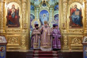 4.03.2018г. Божественная литургия г. Волгодонск