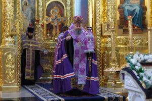 2.03.2018г. Вечернее богослужение (парастас) г. Волгодонск.