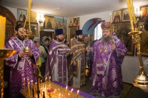 10.03.2018г. Божественная литургия г. Волгодонск