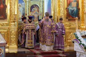 11.03.2018г. Божественная литургия г. Волгодонск