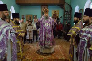 17.03.2018г. Божественная литургия г. Волгодонск