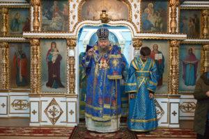24.03.2018г. Божественная литургия г.Морозовск
