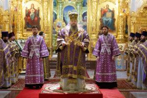 25.03.2018г. Божественная литургия г. Волгодонск
