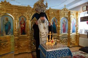 27.03.2018г. Панихида по погибшим г.Волгодонск