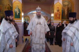 31.03.2018г. Божественная литургия г. Волгодонск