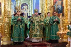 31.03.2018г. Всенощное бдение г. Волгодонск.