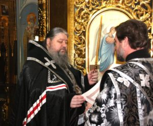 3.04.2018 — Вечернее Богослужение (Волгодонск)