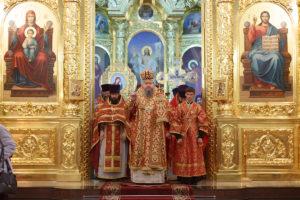 22.04.2018г. Божественная литургия г. Волгодонск