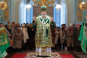 1.04.2018г. Божественная литургия г. Волгодонск