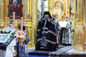 2.04.2018г. Вечернее богослужение г. Волгодонск.