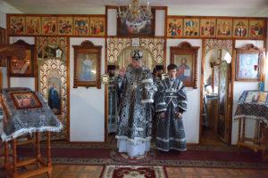 4.04.2018г. Божественная литургия х. Рябичев