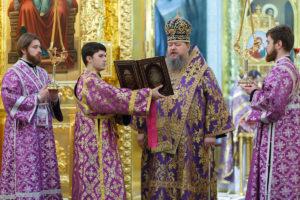 5.04.2018г. Божественная литургия г. Волгодонск