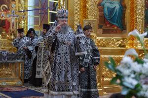 6.04.2018 г. Вечернее богослужение. г. Волгодонск.