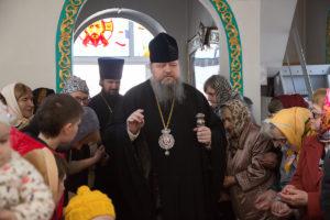 7.04.2018 г. визиты в храмы г.Волгодонска