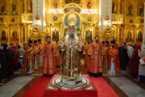 8.04.2018 г.Пасхальное богослужение. Волгодонск.
