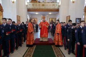 9.04.2018г. Божественная литургия г.Сальск.