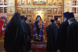 10.04.2018г. Божественная литургия г.Семикаракорск