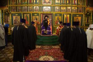 11.04.2018г. Божественная литургия г. Пролетарск.