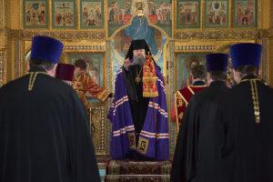 12.04.2018г. Божественная литургия г.Цимлянск