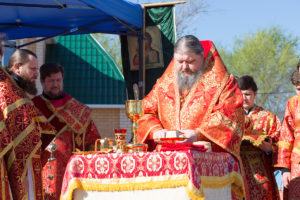 2.05.2018г. Божественная литургия г. Волгодонск.