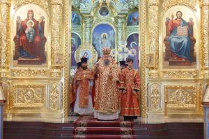 13.05.2018г. Божественная литургия г. Волгодонск.